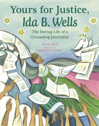 Yours for Justice Ida B Wells PB