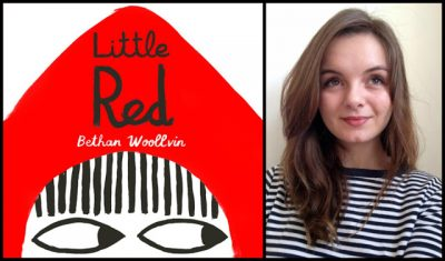 Bethan Woollvin Little Red