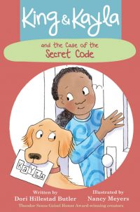 King Kayla and the Case of the Secret Code
