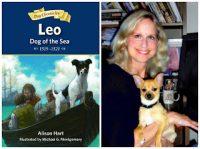 Hart Author Leo Dog of the Sea