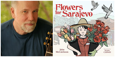 McCutcheon Author Flowers for Sarajevo
