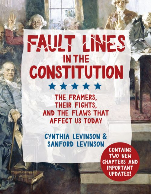 Fault Lines in the Constitution Rev
