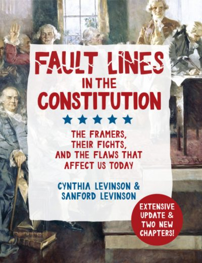 Fault Lines in the Constitution Revised
