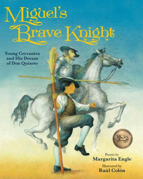 Miguels Brave Knight Cover Art