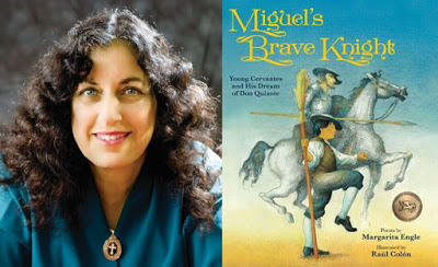 Margarita Engle Author Miguels Brave Knight