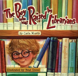 Boy Who Was Raised Librarians