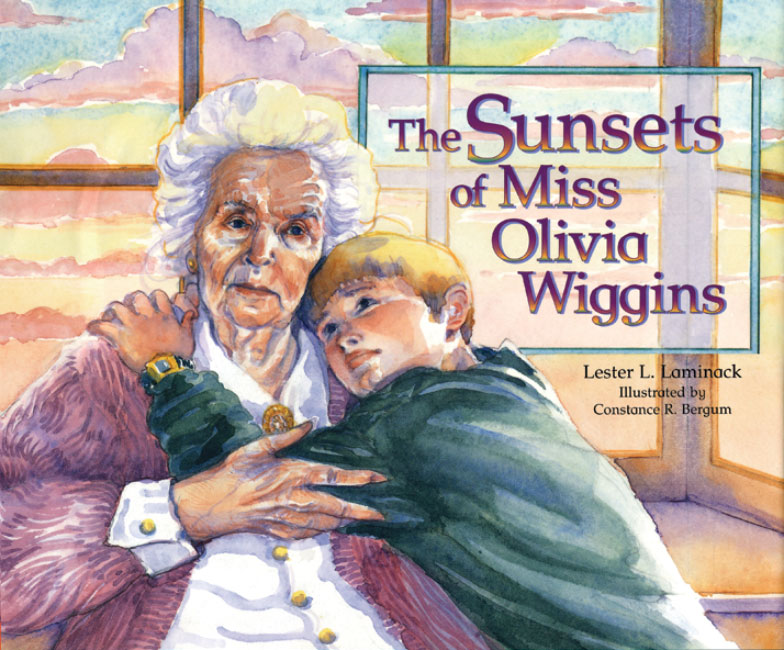 Sunsets of Miss Olivia Wiggins