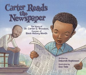 Carter Reads the Newspaper PB