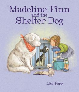 Madeline Finn Shelter Dog
