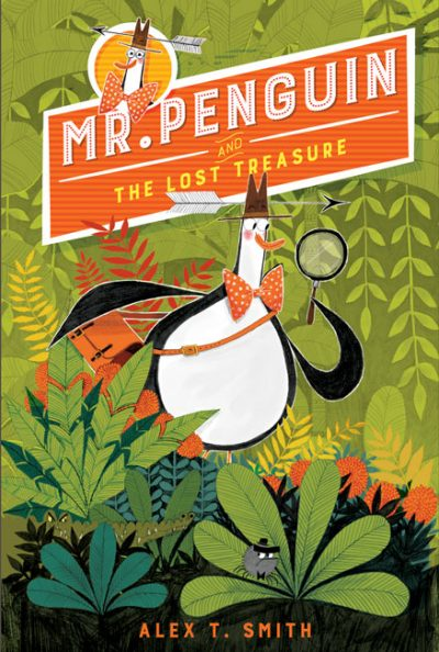 Mr Penguin Lost Treasure PB