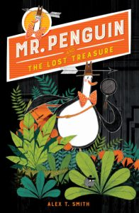 Mr Penguin Lost Treasure