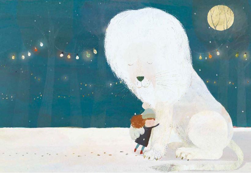 Snow Lion interior image
