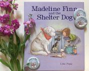 Madeline Finn Shelter Dog
