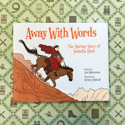 New Book Away with Words