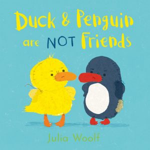 Duck and Penguin Are Not Friends