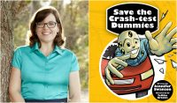 Jen Swanson Author Q&A Save the Crash Test Dummies