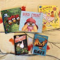 Fiction Bird Books Round-up