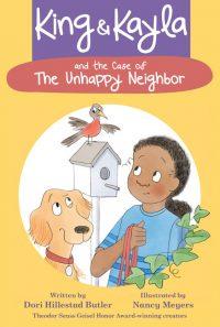 King Kayla Case of the Unhappy Neighbor