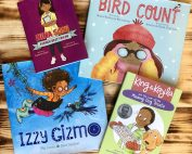 STEAM Books with Girls of Color