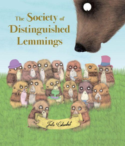 Society of Distinguished Lemmings