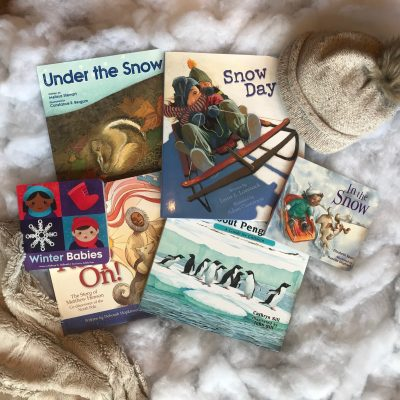 Picture Books for a Snowy Day
