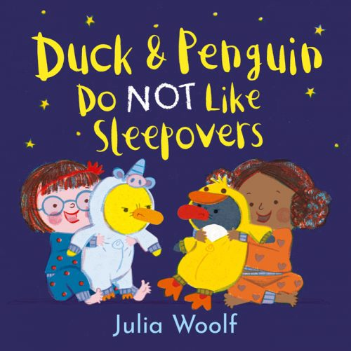 Duck and Penguin Do Not Like Sleepovers
