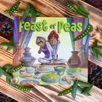 Feast of Peas New Book