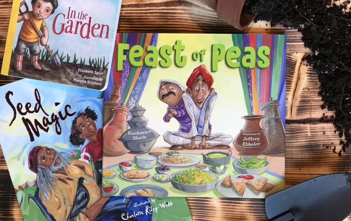 Children's Books about Gardens and Gardening