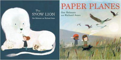 Snow Lion/ Paper Planes