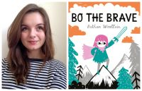 Bethan Woollvin Author BotheBrave