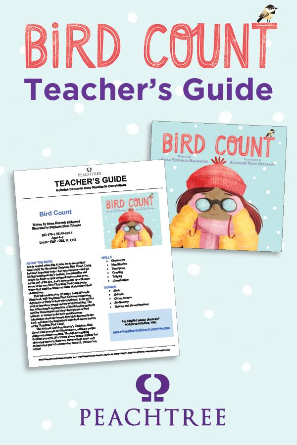 Bird Count Teacher's Guide