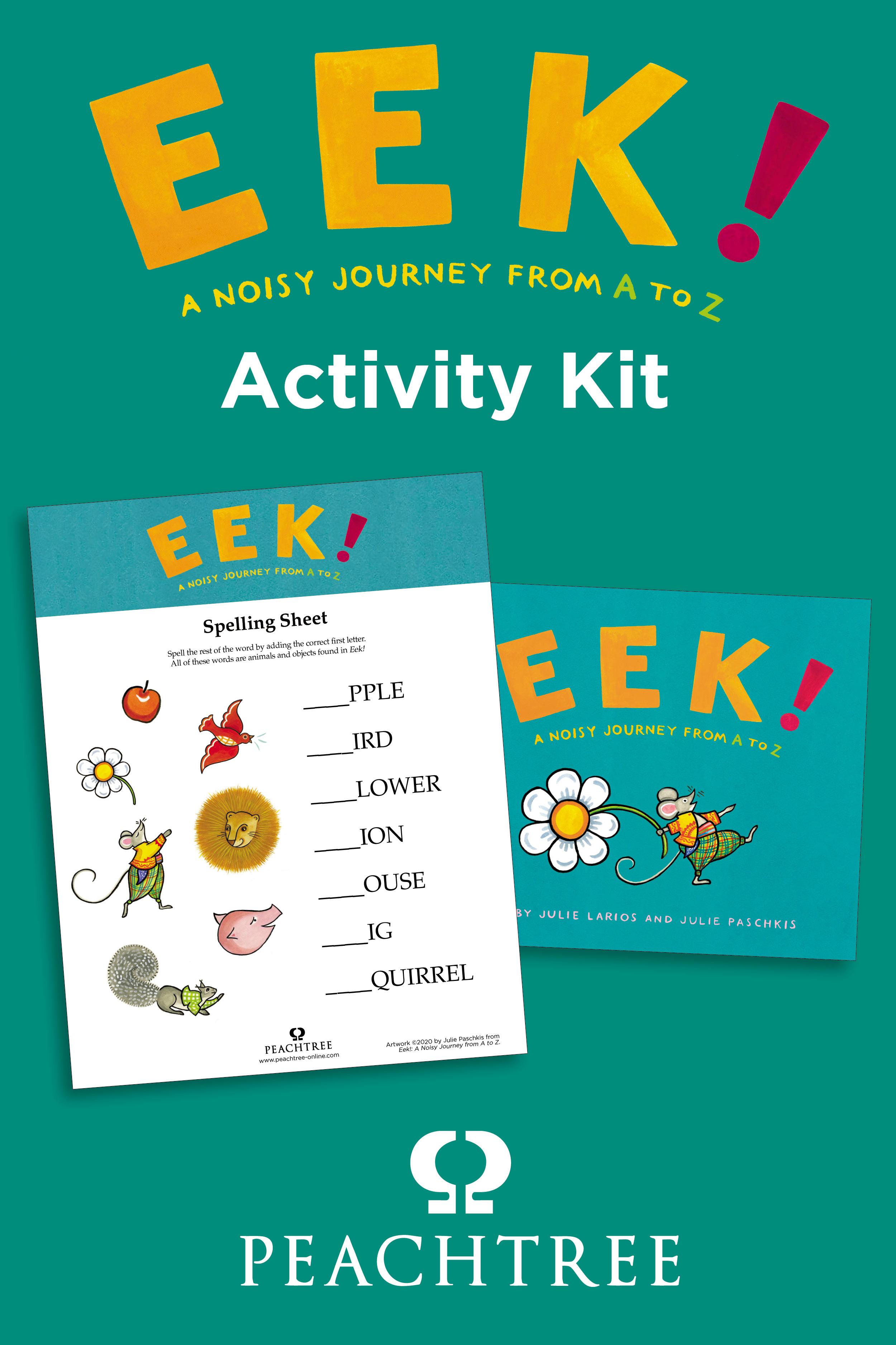 Eek Activity Kit