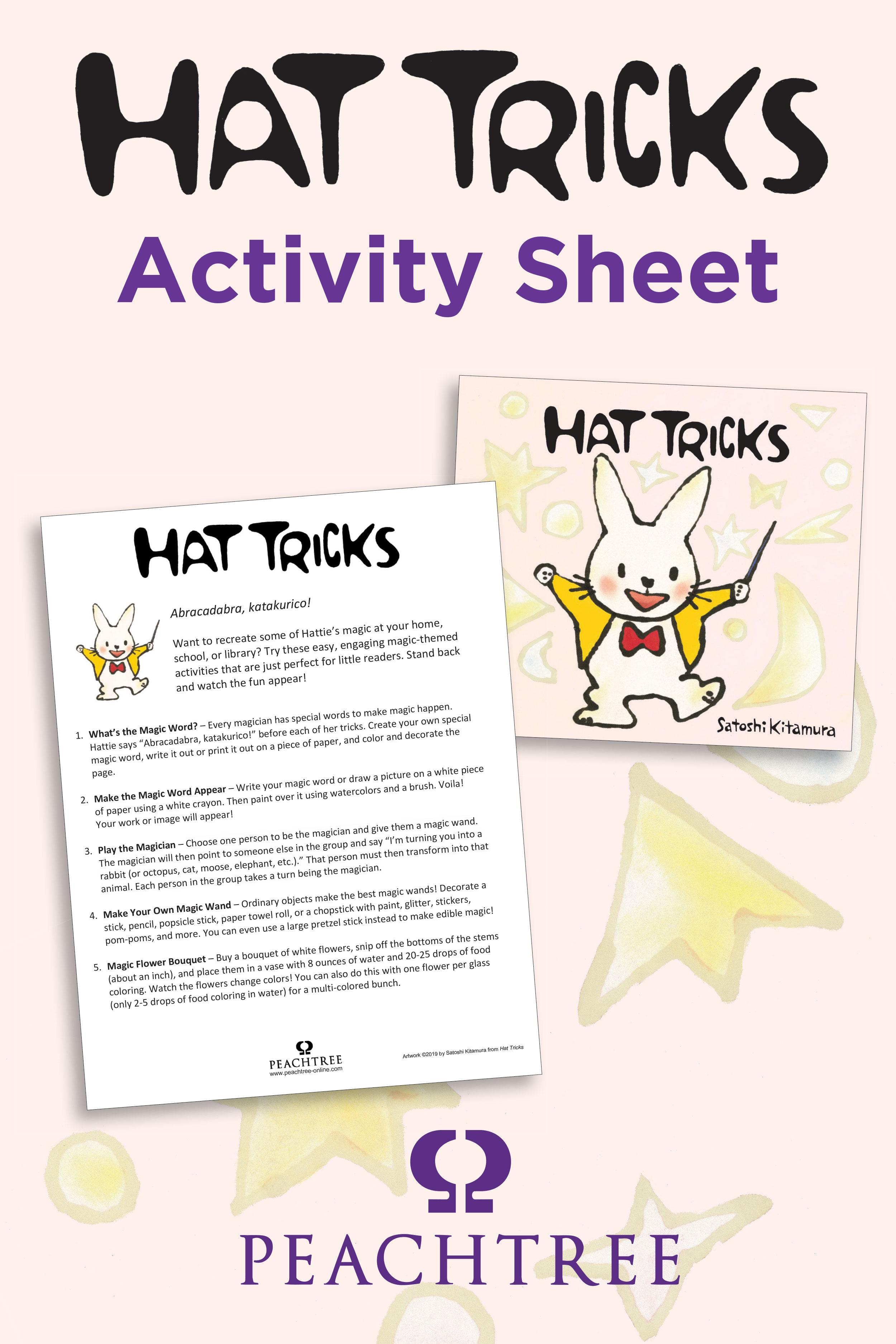 Hat Tricks Activity Sheet