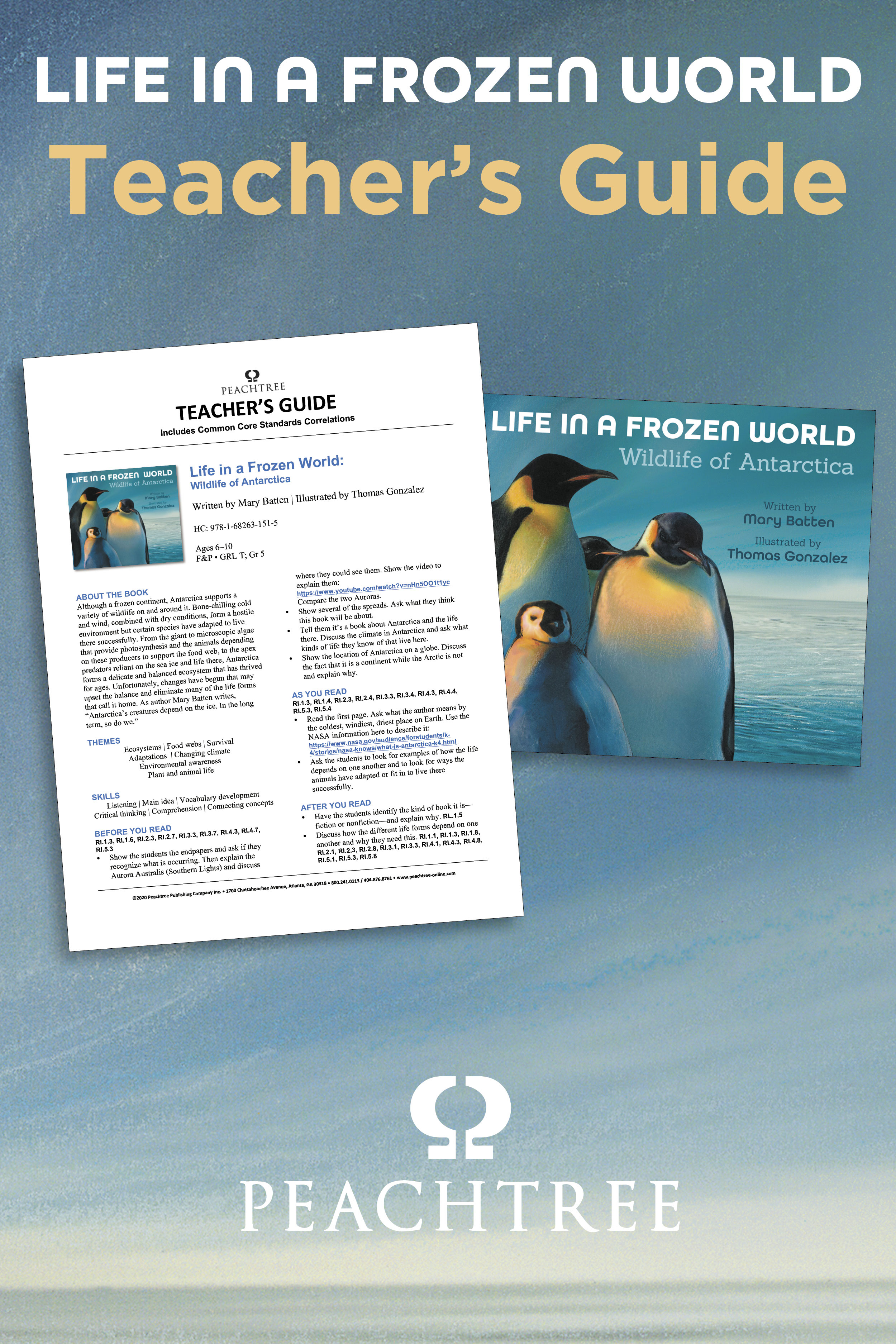 Life in a Frozen World TG