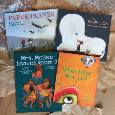 Picture Books About Moving Saying Goodbye