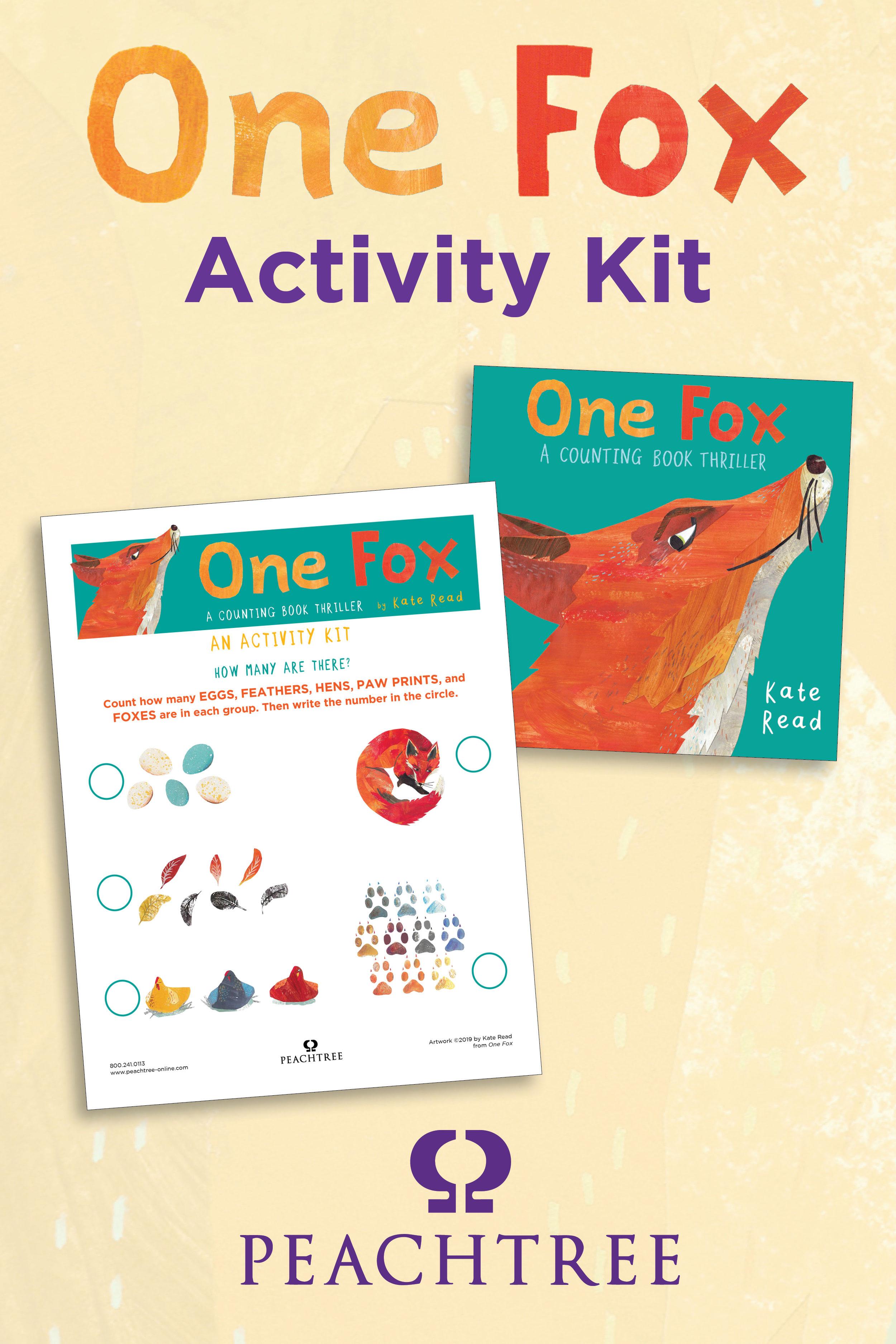 One Fox Activity Kit