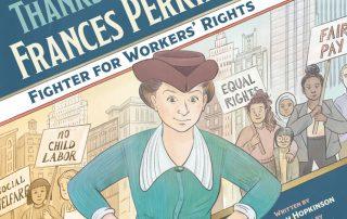 Thanks to Frances Perkins