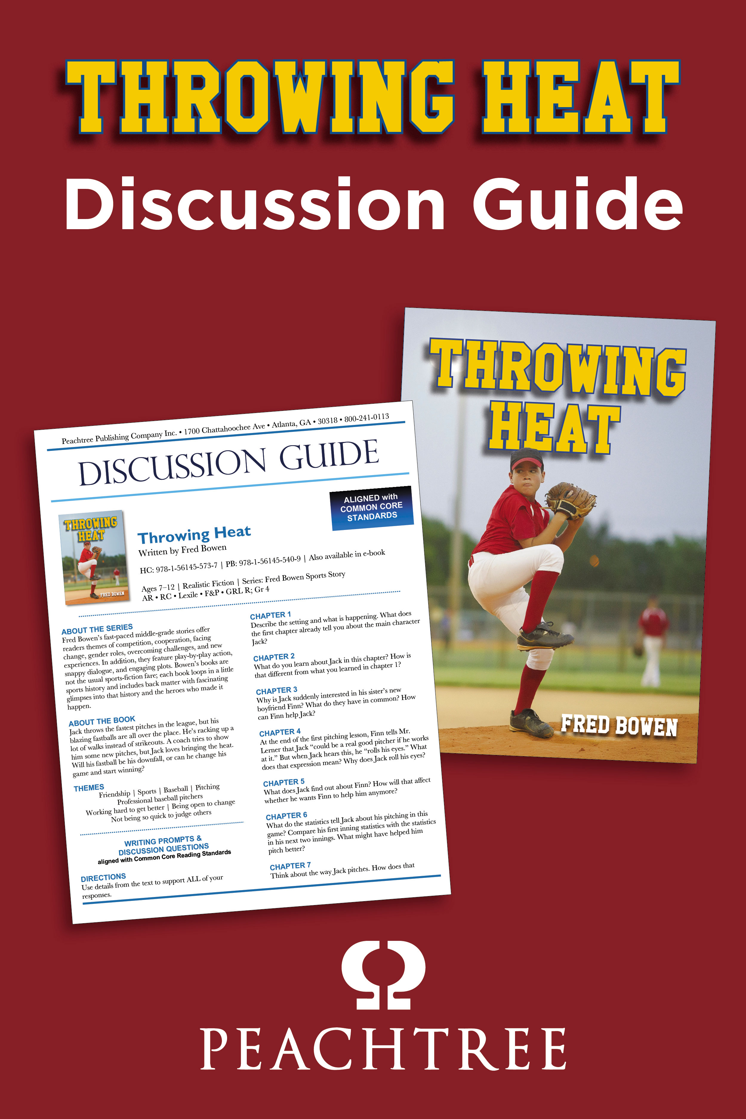 Throwing Heat Discussion Guide