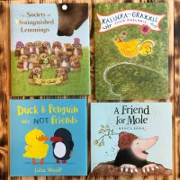 Books about Unlikely Friends