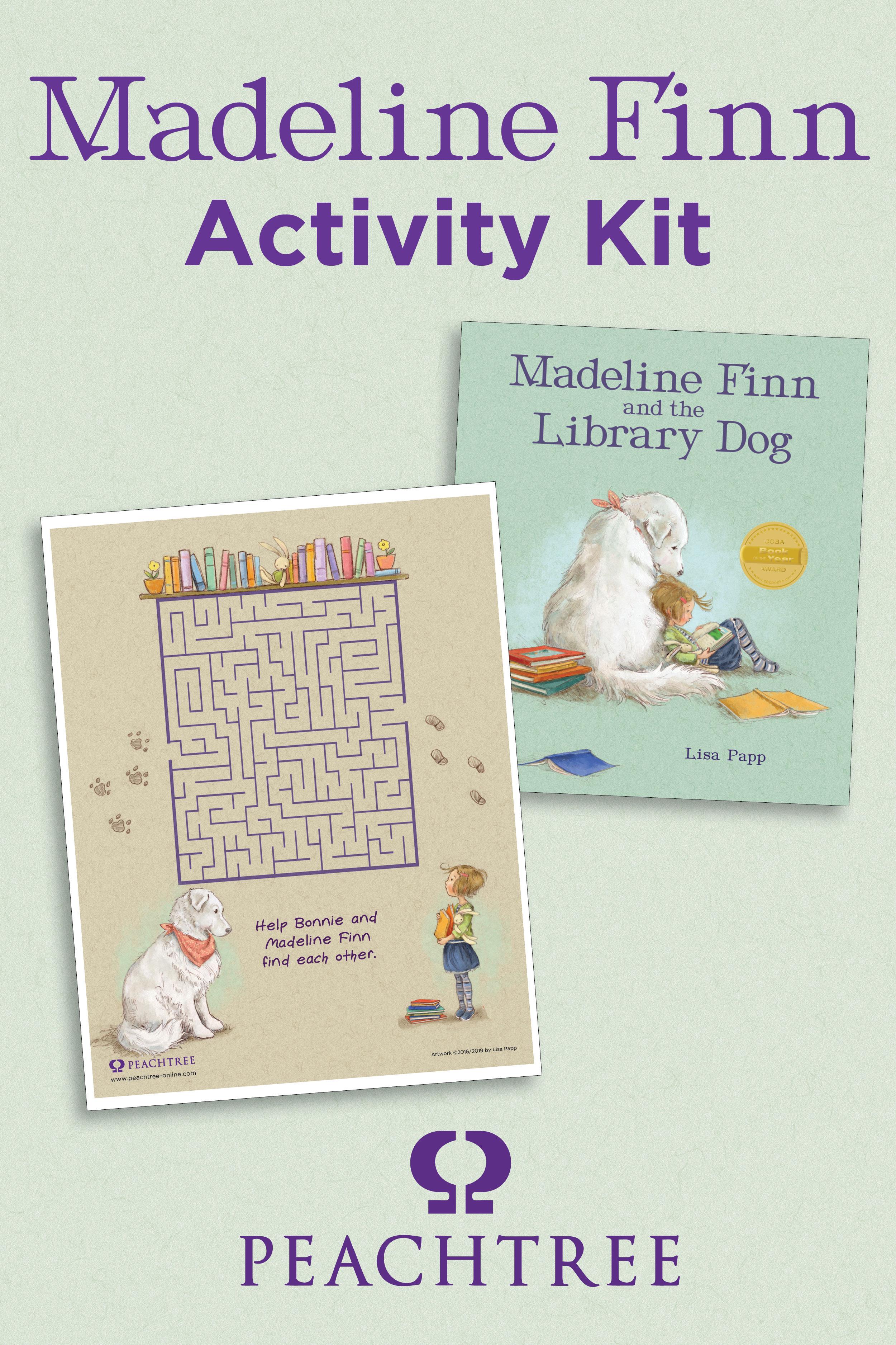 Madeline Finn Activity Kit