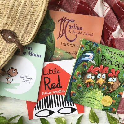 SummerReadingPictureBooks
