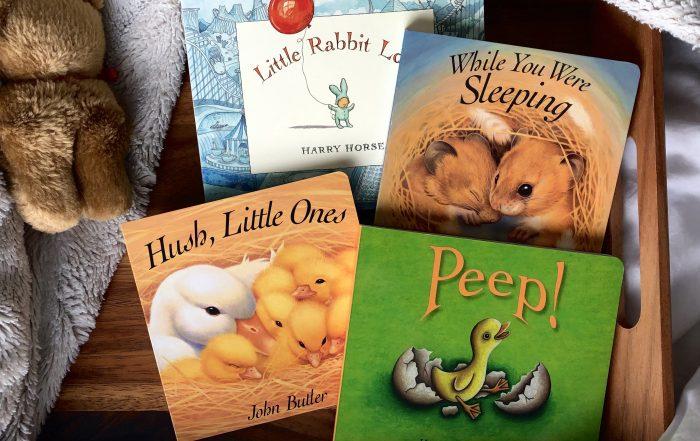 Bedtime Board Books