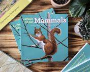 Curious About Mammals New Book