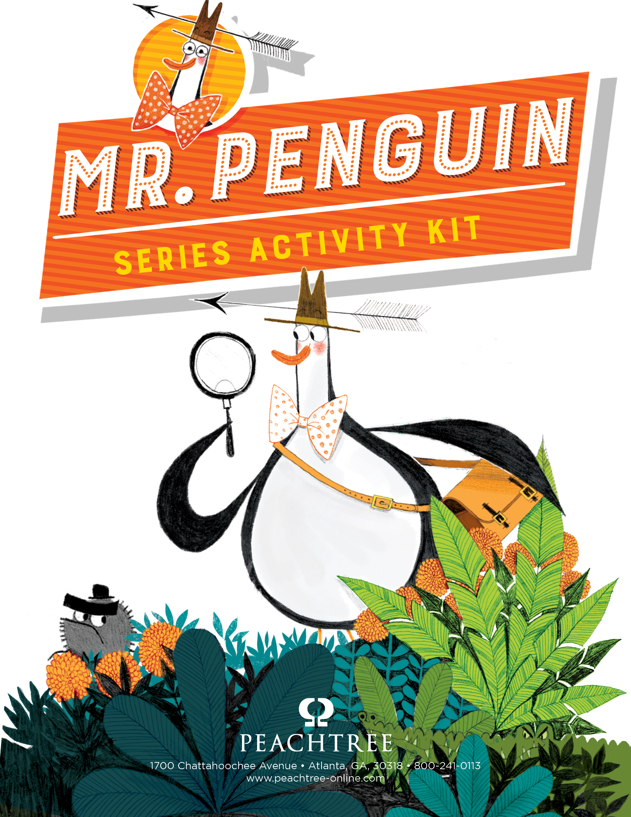 Mr Penguin Activity Kit