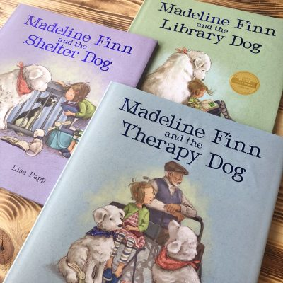 Madeline Finn trio of picture books