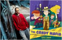 Author Lavie Tidhar Candy Mafia