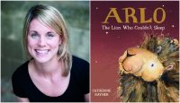 Catherine Rayner Author Illustrator of Arlo