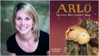 Catherine Rayner Author Illustrator of Arlo