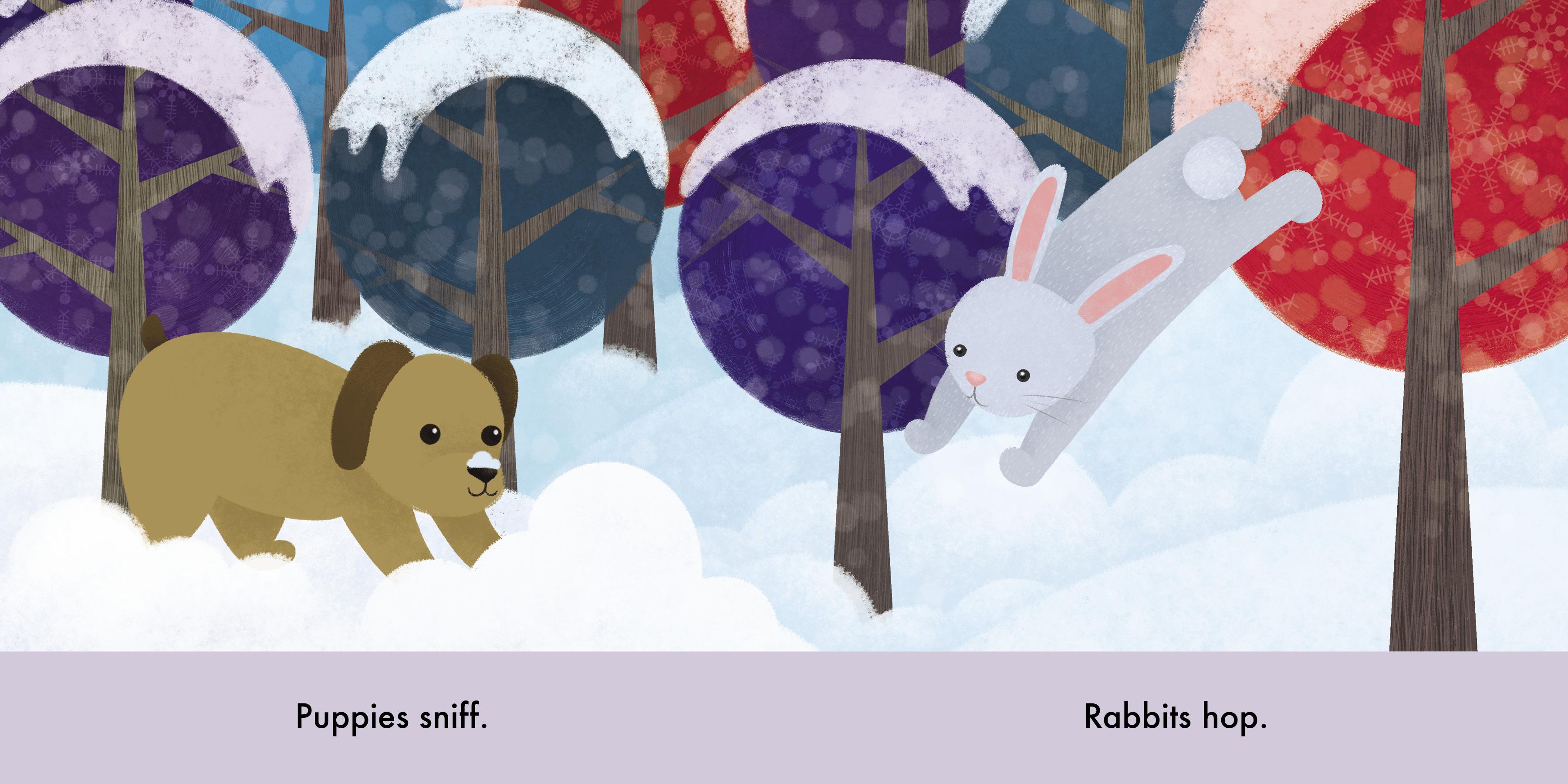 Winter Babies Interior Spread3
