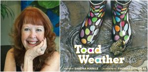Sandra Markle Toad Weather